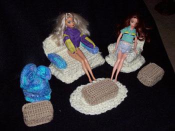 Doggie Sweater = free pattern, knitting, dog sweater, dog coat