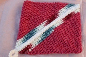 Potholder Makeover | crochet today