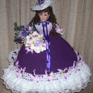 Crocheting for Fashion Dolls -- Free Crochet Pattern