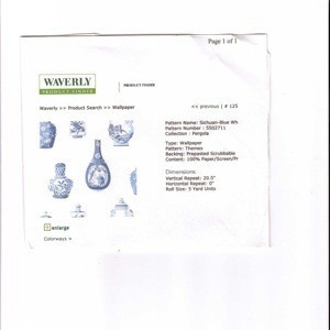 Waverly Discontinued Patterns Home and Garden - DealTime.com