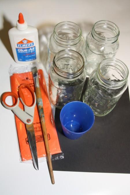 Supplies for Jack-O-Lanterns